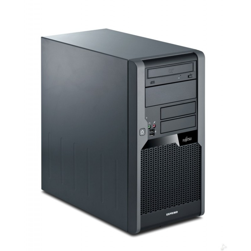 Fujitsu Esprimo P9900 i3-550/4GB/128GB SSD!/W7Pro