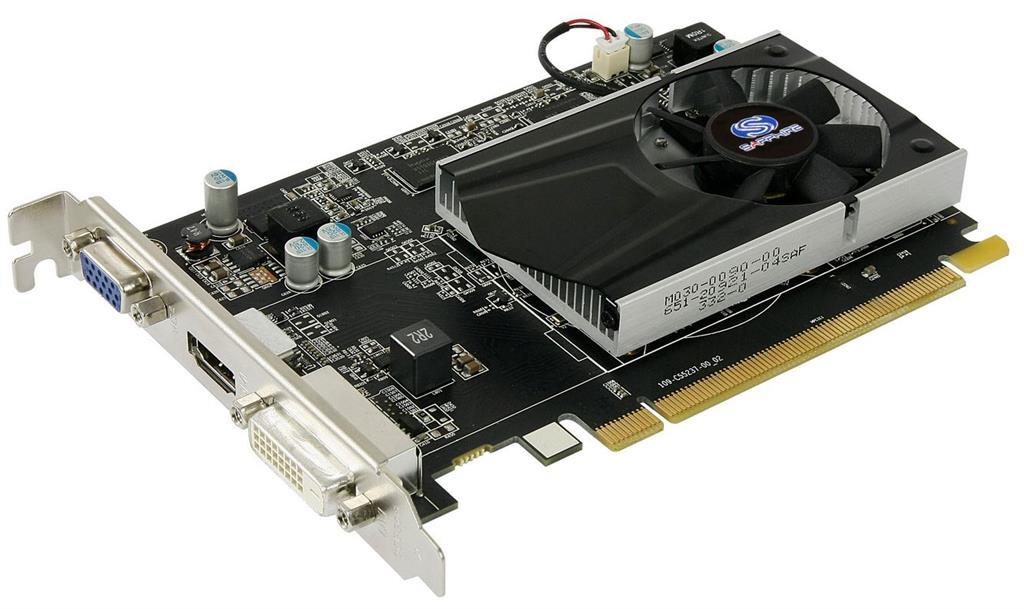 SAPPHIRE VGA AMD Radeon™ R7 240 2GB DDR3