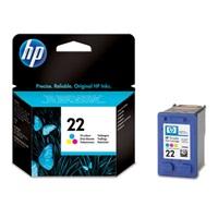 Tisková náplň HP 22 3barevná | 5ml | DeskJet3940/3920,PSC1410