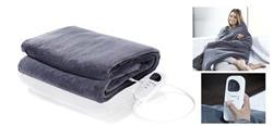 TOPCOM Heating blanket CF202, elektrická vyhřívací vrchní přikrývka pro 2 osoby