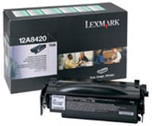 Toner pro T430 (6 000 stran) prebate - 12A8420