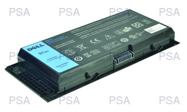 2-Power baterie pro DELL Precision M4600/M4700/M6600, 11,1V, 8800mAh, 97Wh, 12 Cells