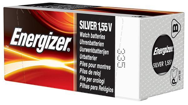 Baterie do hodinek (knoflíková baterie), ENERGIZER, 335