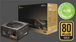 SEASONIC zdroj 850W X-850 (SS-850KM F3), 80+ Gold, RETAIL