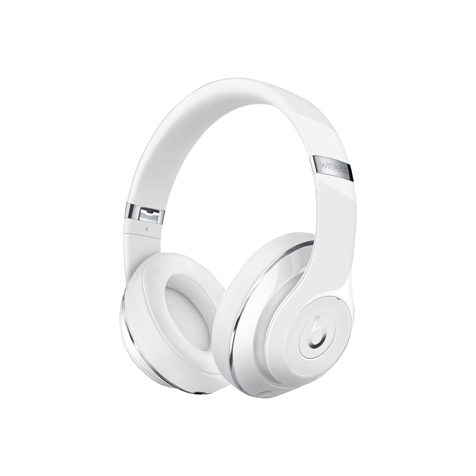 Beats Studio Wireless Headphones - Gloss White