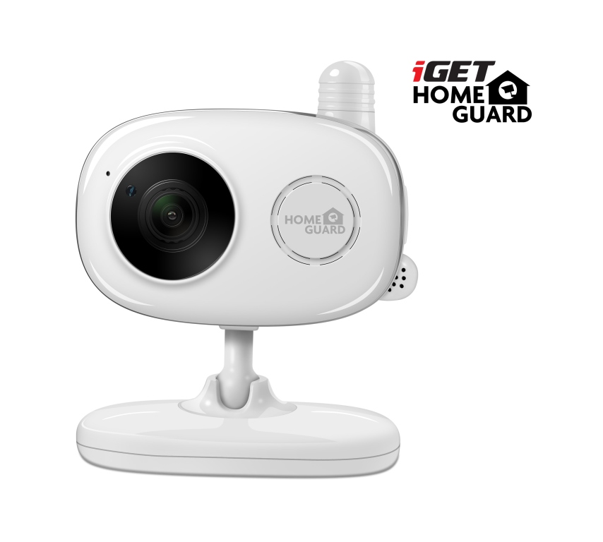 iGET HGWIP818 - bezdr. IP FullHD kamera, teplota