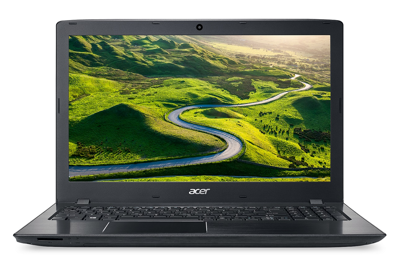 "Acer Aspire E15 (E5-575G-73SV) i7-7500U/8 GB+N/96GB SSD M.2+1TB/DVDRW/GeForce 940MX 2GB/15.6""FHD LED mat./BT/W10 Home/Black"