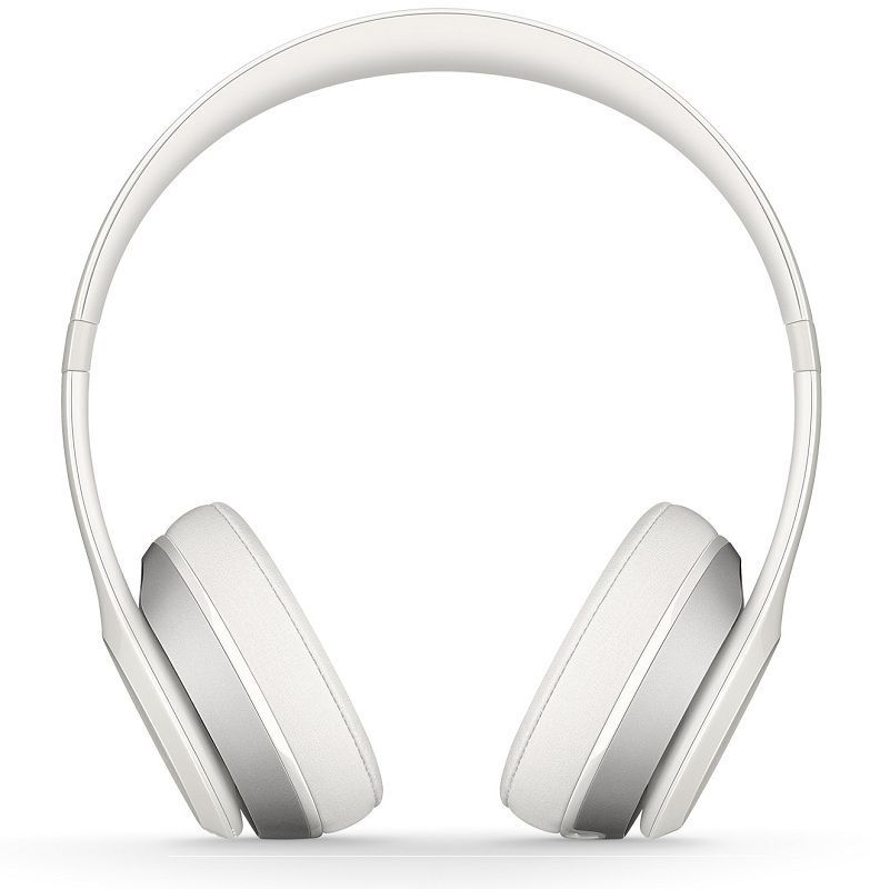 Apple Beats by Dr. Dre Solo 2 Wireless On-Ear Headphones - White