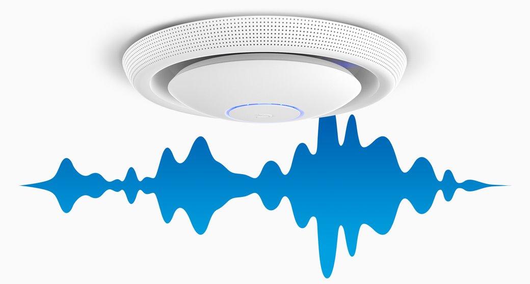 Ubiquiti UniFi UAP AC EDU 2.4GHz/5GHz, 802.11 a/b/g/n/ac, 1xGbE, PoE+, speaker