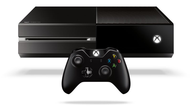 XBOX ONE 500 GB + voucher na 1 hru