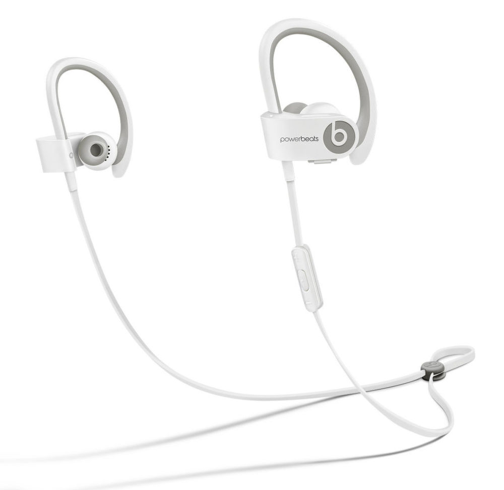 Apple Beats by Dr. Dre Powerbeats 2 Wireless In-Ear Headphones - White