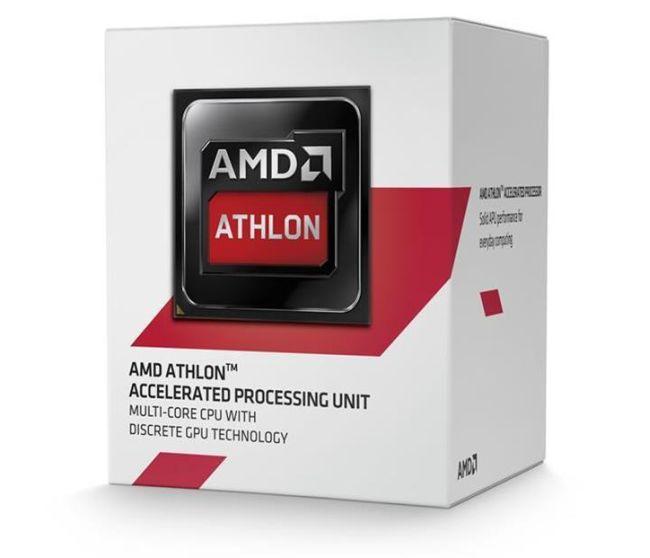 AMD Athlon 5370, Quad Core, 2.20GHz, 2MB, AM1, 28nm, 25W, VGA, BOX