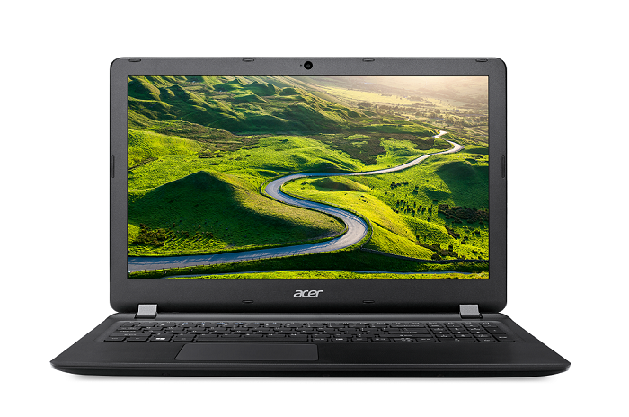 "Acer Aspire ES 15 (ES1-533-C3UW) Celeron N3350/4 GB+N/A/128 GB SSD+N/HD Graphics/15.6"" FHD LED matný/BT/Boot-up Linux/Black"