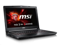 "MSI NB GS40 6QE-230CZ Phantom,14"" FHD AG,i7-6700HQ,16GB, GTX 970M 3G,256GB+1TB,noOpt,WF+BT4.0,W10"