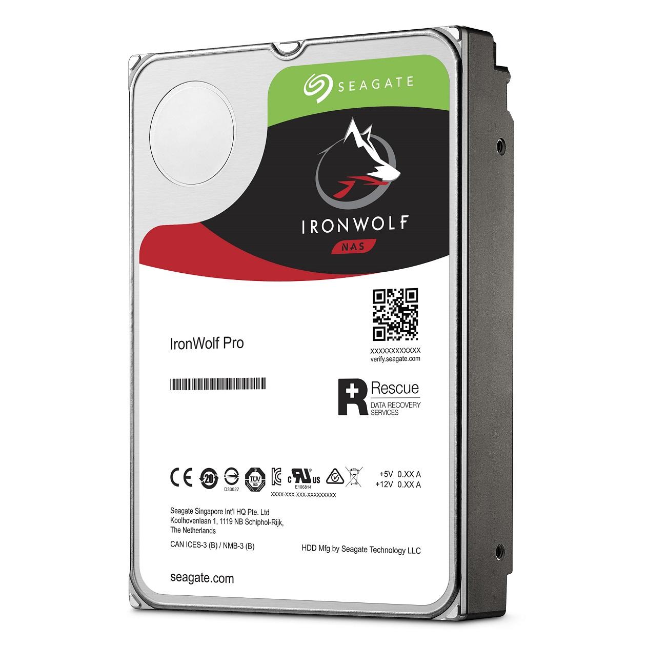 HDD 6TB Seagate IronWolf Pro 256MB SATAIII NAS 5RZ