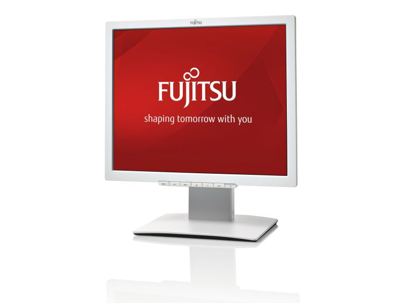Fujitsu 19´´ B19-7 IPS LED 1280x1024/2M:1/5ms/250cd/DVI/VGA/4in1 stand/repro