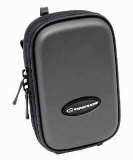 Esperanza ET123 Pouzdro pro kompaktní fotoaparát, černé