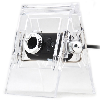 Titanum TC101 ONYX Webkamera 5Mpx s mikrofonem, 3x LED, USB