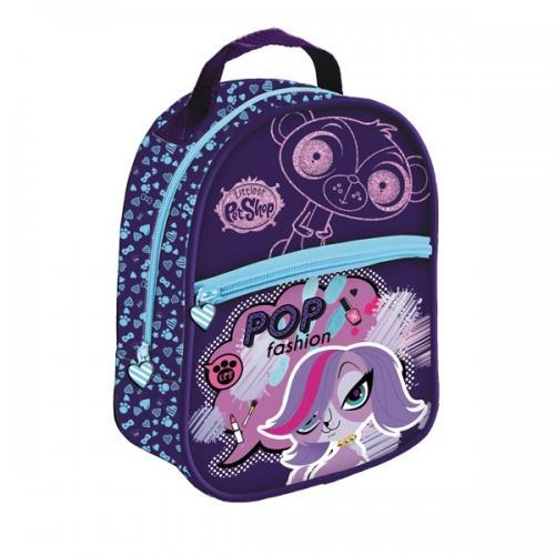 Backpack mini for preschoolers, Littlest Pet Shop 1/12