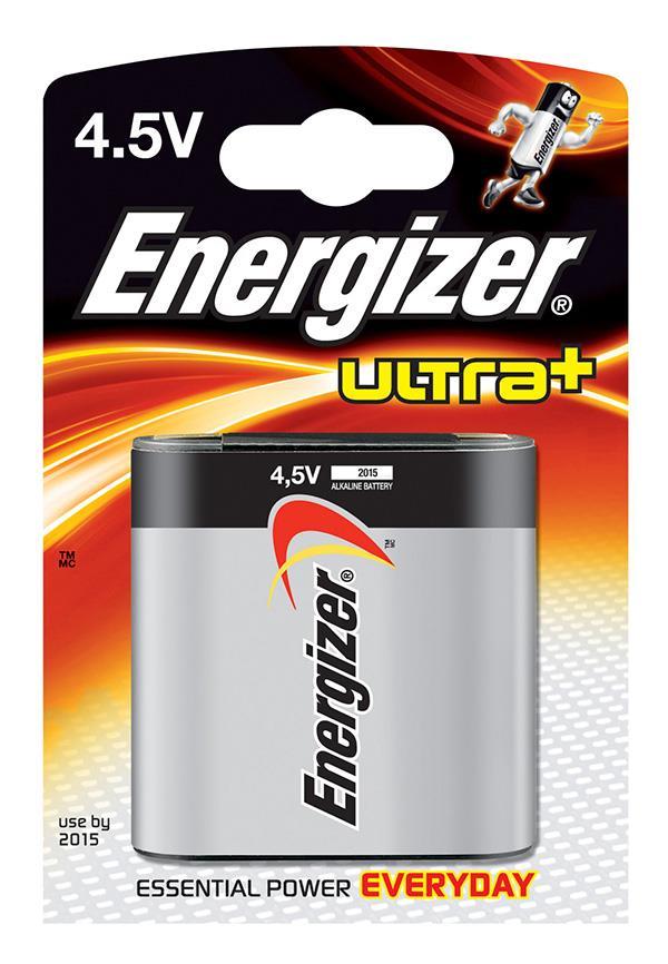 Baterie, ENERGIZER Ultra +, 3LR12, 4.5V