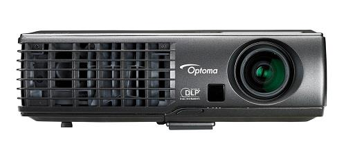Optoma projektor W304M (FULL 3D, WXGA, 3 100 ANSI, 10000:1, HDMI, VGA, 1W speaker, brašna)