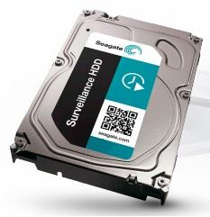 Seagate Surveillance HDD 3.5'' 5TB SATA3 7200RPM 128MB + Rescue