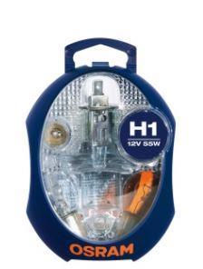 Osram sada autožárovek MINIBOX (ALBM) CLKM-H1