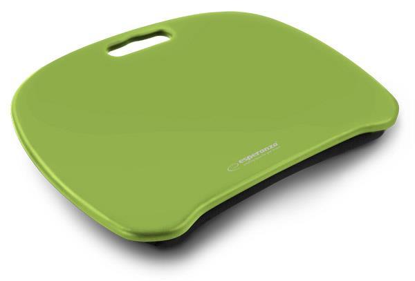 Esperanza EA155G DAMO podložka pod notebook na klín, zelená