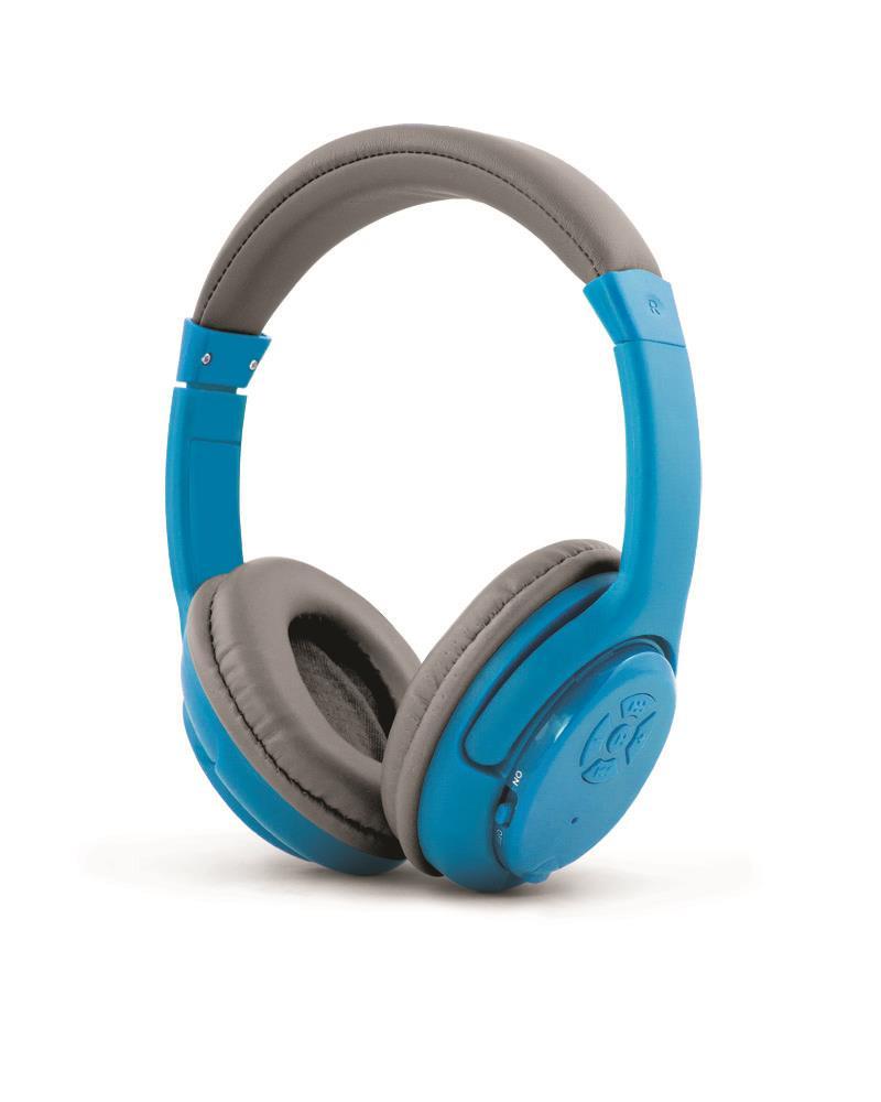 Esperanza EH163B LIBERO Bezdrátová Bluetooth 3.0 stereo sluchátka, modrá