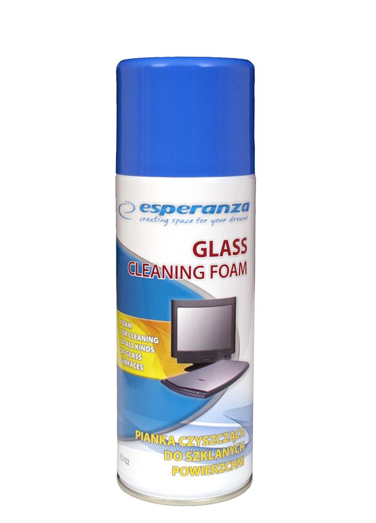 Esperanza ES102 Čisticí pěna na sklo, 400ml