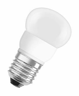 Osram světelný zdroj LED STAR CLASSIC P25 E27 4W 220-240V 2700K 250lm