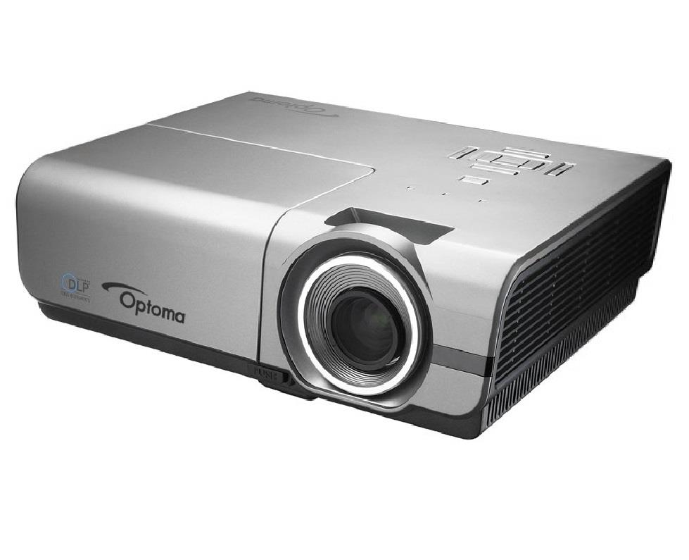 Projektor Optoma DH1017; DLP; Full HD (1080p); 4200 ANSI; 10000:1; HDMI; RJ45