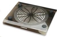 MANHATTAN Chladící podložka pod notebook (200mm ventilátor)