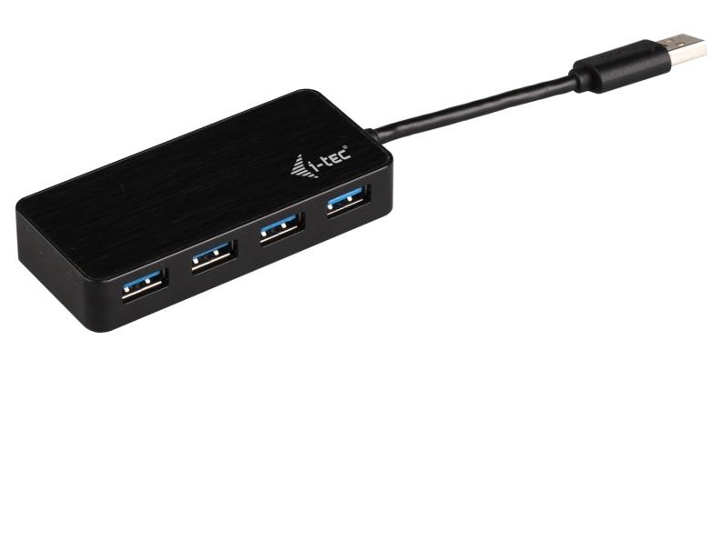 i-Tec USB3.0 HUB 4port, rychlonabíjení