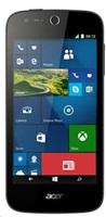 "Acer Smartphone M330 DUAL SIM - 4,5"" IPS LCD,Snapdragon 210@1.1GHz,8GB ROM,1GB RAM,5Mpx/5Mpx,BT, W10, černý"