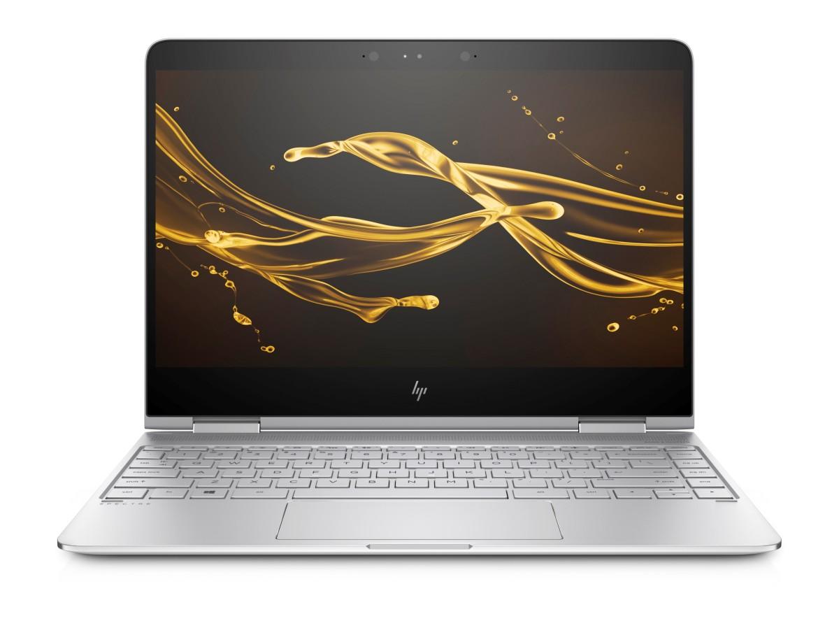 """HP Spectre x360 13"""" w001nc FHD i5-7200U/8GB/512SSD/2RServis/W10-silver"""