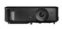 Optoma projektor HD142X (DLP, FULL 3D, 1080p, 3 000 ANSI, 25 000:1, 2x HDMI and MHL support and built-in 10W speaker)