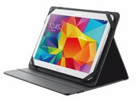 "TRUST Pouzdro na tablet 10"" Primo Folio Stand for tablets - black"