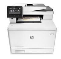 HP Color LaserJet Pro MFP M477fdw (A4, 27/27ppm, USB 2.0, Ethernet, Wi-Fi Print/Scan/Copy/Fax, Duplex)