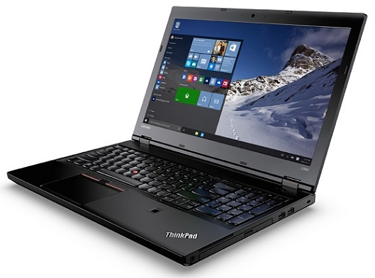 "Lenovo ThinkPad L560 i7-6600U/8GB/256GB SSD/HD Graphics 520/DVD±RW/15,6""FHD IPS/W10PRO/Black"