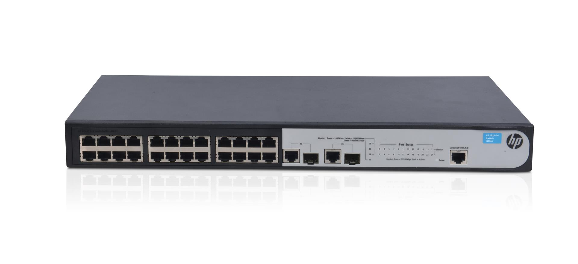 HPE 1910 24 Switch
