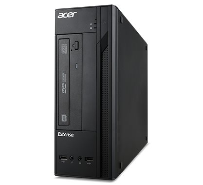 Acer Extensa M2710 Ci3-6100/4GB/1TB /DVDRW/klávesnice+myš/W7Pro,