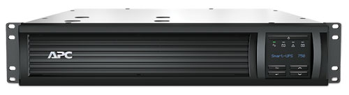 APC Smart-UPS 750VA LCD RM 2U 500W, hloubka 406 mm/AP9631 - rozbalený