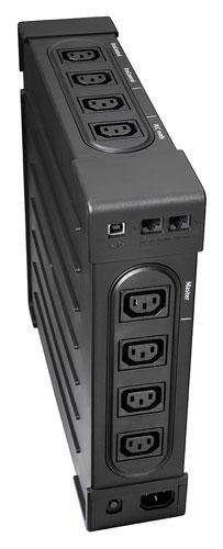 Eaton Ellipse ECO 1200 USB IEC, UPS 1200VA / 750W, 8 zásuvek IEC (4 zálohované)