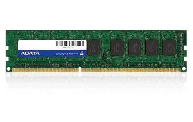 ADATA 4GB DDR3 1600Mhz ECC REG 240-Pin R-DIMM 1.5V