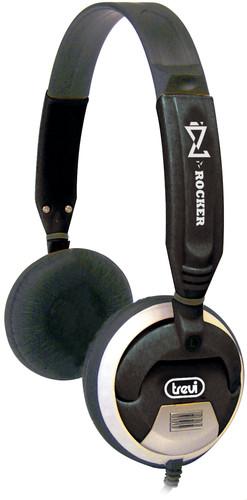 DLX 678/černé Stereo sluchátka