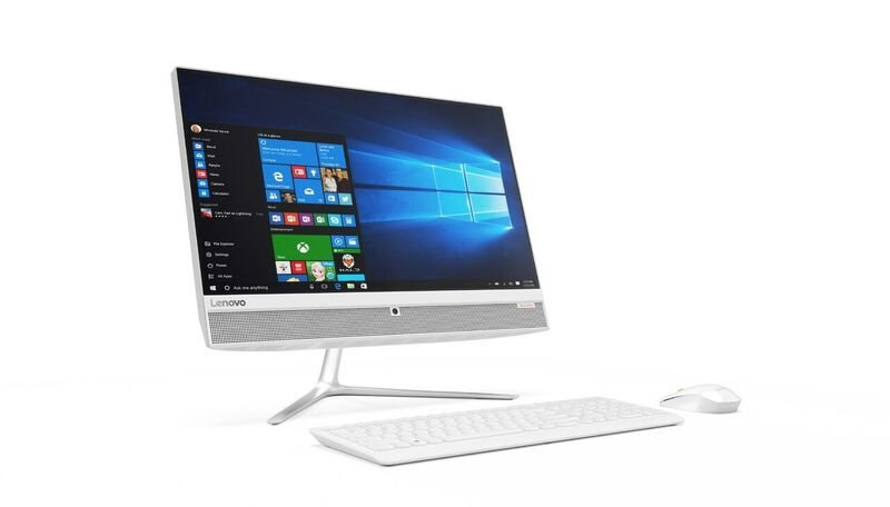 "Lenovo IdeaCentre AIO 510-23ISH WHITE i3-6100T 3,20GHz/4GB/1TB/23"" FHD/DVD-RW/WIN10 F0CD0047CK"