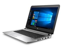 HP ProBook 450 G4, i5-7200U, 15.6 FHD, GF930MX/2G, 8GB, 128GB+1TB, DVDRW, FpR, ac, BT, W10