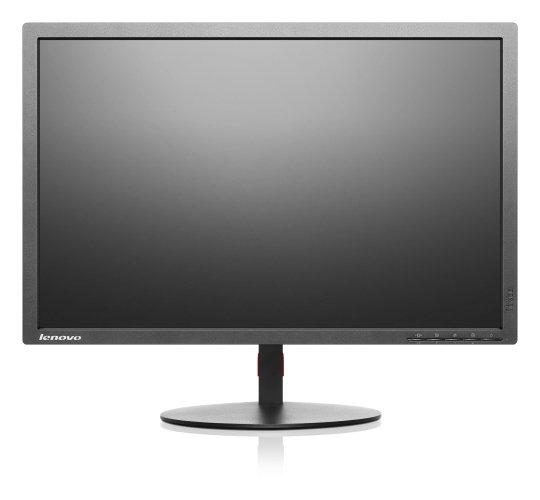 """Lenovo LCD T2454p Wide 24"""" e-IPS WLED/16:10/1920x1200/300cd-m2/1000:1/7ms/VGA/DP/HDMI/4xUSB/Pivot/VESA"""