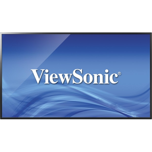 "Viewsonic CDE4803 48"" FHD commerical LED display"